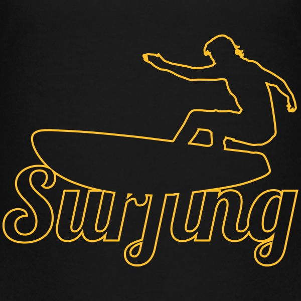 Surfing / Surf / Beach / Sun Skjorter - Premium T-skjorte for barn