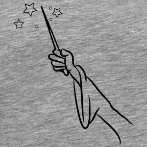 Wizard wand T-Shirts - Men's Premium T-Shirt