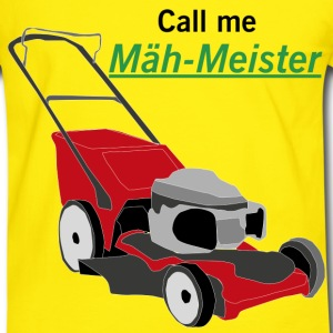 Mäh-Meister T-Shirts - Men's Ringer Shirt