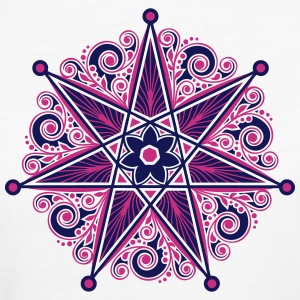 Fairy Star, Magical Power, Perfection & Protection T-shirts - Ekologisk T-shirt dam