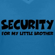 Security for my little brother T-skjorter