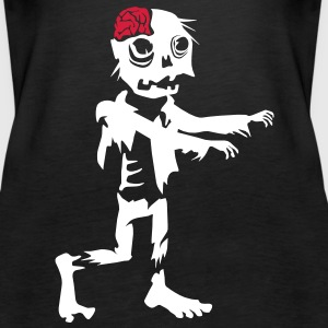Zombie Halloween Frauen Tank Top - Frauen Premium Tank Top