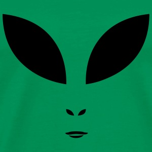 Extraterrestre de Roswell - T-shirt Premium Homme