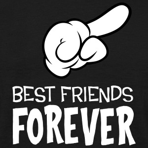 Best Friends Forever (right) Camisetas - Camiseta hombre