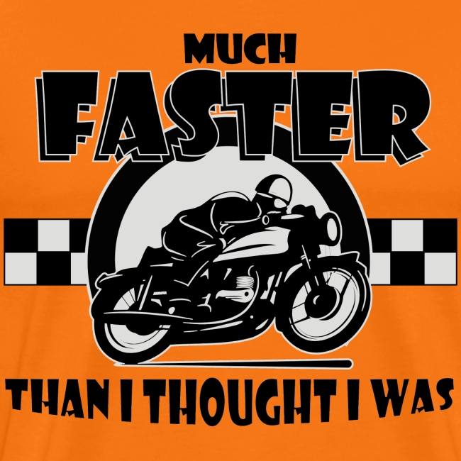 Much Faster!
