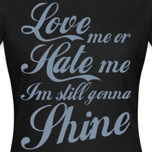 Love Hate T-shirts - T-shirt dam