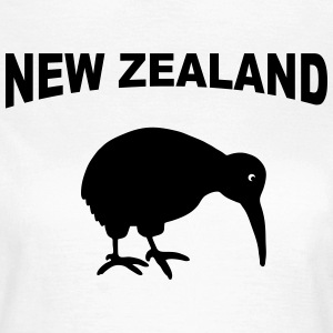 New Zealand - Kiwi T-Shirts - Frauen T-Shirt