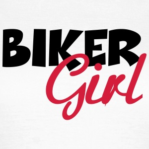 Biker Girl T-Shirts - Women's T-Shirt