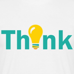 Think Tee shirts - T-shirt Homme