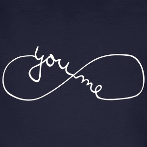 You And Me Forever (Symbol) Camisetas - Camiseta ecológica hombre
