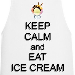 ICE CREAM  Aprons - Cooking Apron
