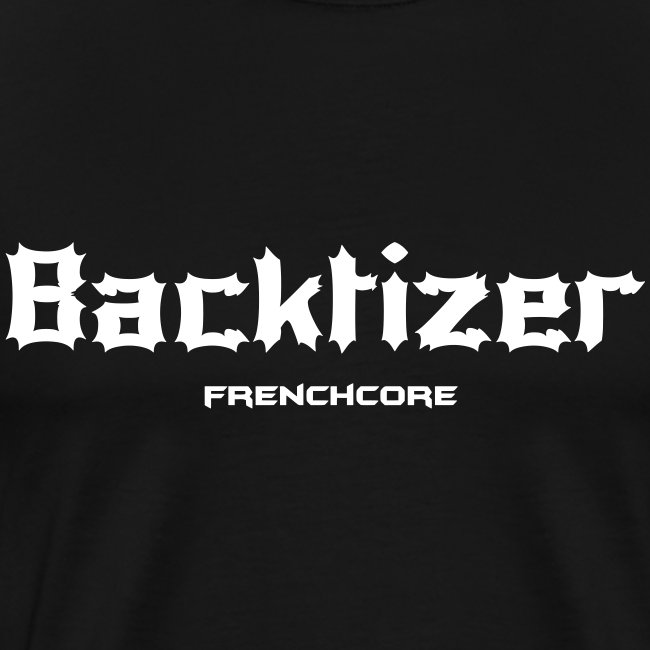 Backtizer T-Shirt Male