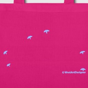 Flying Bag - Bio-Stoffbeutel