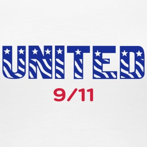 US United 9/11 T-Shirts - Frauen Premium T-Shirt