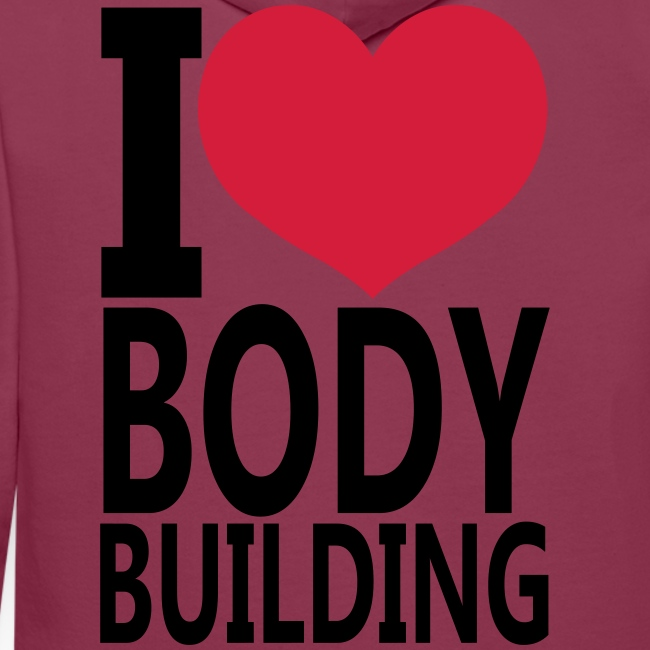 I Love Bodybuilding