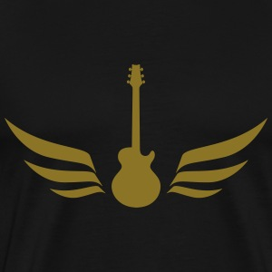 Guitar ! T-Shirts - Men's Premium T-Shirt