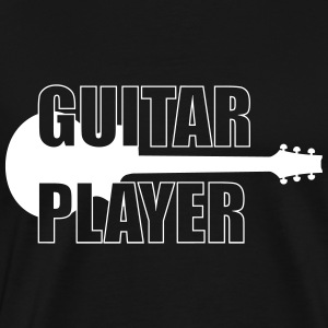 Guitar Player ! T-Shirts - Männer Premium T-Shirt