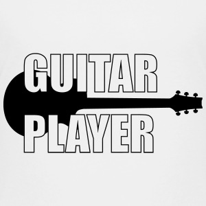 Guitar Player ! Tee shirts - T-shirt Premium Ado