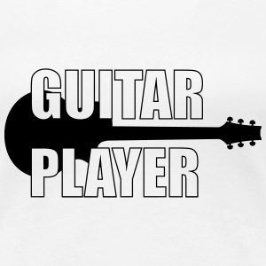 Guitar Player ! Tee shirts - T-shirt Premium Femme