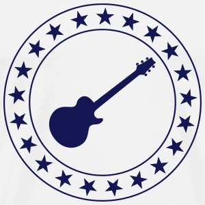 Guitar Player ! T-shirts - Premium-T-shirt herr