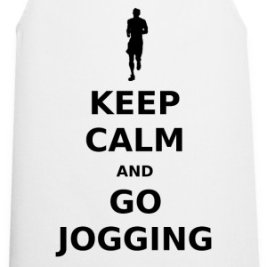 GO JOGGING  Aprons - Cooking Apron