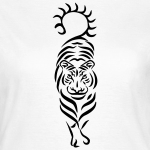 Tiger T-Shirts - Frauen T-Shirt