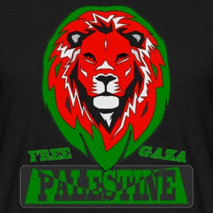 Free palestine libre Tee shirts - T-shirt Homme