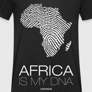 Africa is my DNA T-Shirts - Men's V-Neck T-Shirt