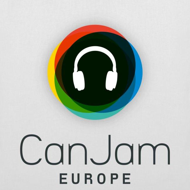 CanJam Europe - bag (logo bk)