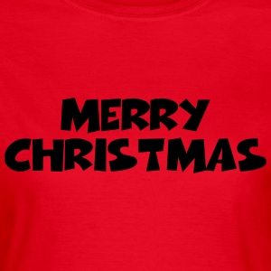 Merry christmas T-shirts - T-shirt dam