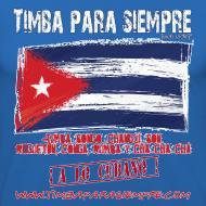 Design ~ TimbaParaSiempre Slim Fit - Blue