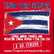 Design ~ TimbaParaSiempre Regular Fit Men - Red
