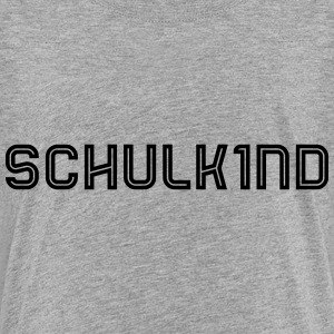 Schulk1nd B - Kinder Premium T-Shirt
