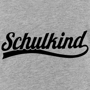 Schulkind Swash - Kinder Premium T-Shirt