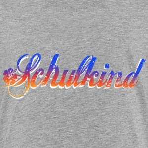 Schulkind 9 - Kinder Premium T-Shirt