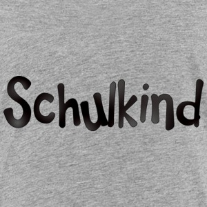 Schulkind 1 - Kinder Premium T-Shirt