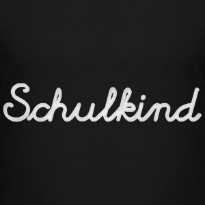 Schulkind 5 - Kinder Premium T-Shirt