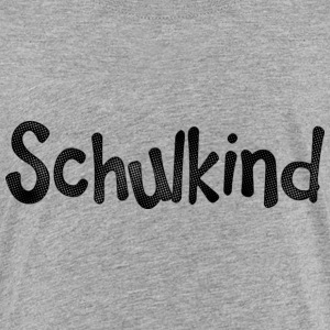 Schulkind 3 - Kinder Premium T-Shirt
