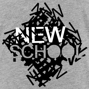 New School - Kinder Premium T-Shirt