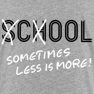 School is Cool - Kinder Premium T-Shirt