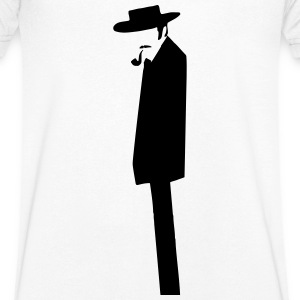 The Bad - T-shirt Homme col V