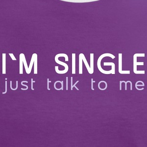 im single - Frauen Kontrast-T-Shirt