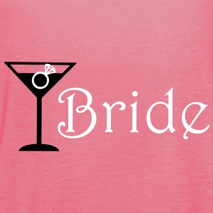 Bride Cocktail Tops - Frauen Tank Top von Bella