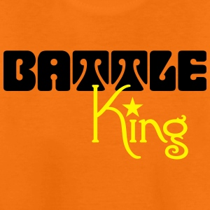 BATTLE KING - Teenager Premium T-Shirt