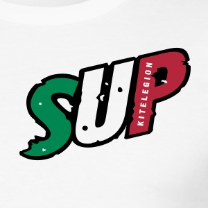 s_u_p_kl_vec_3 nl T-shirts - slim fit T-shirt