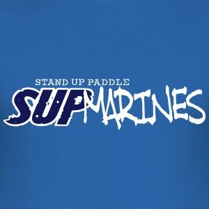 sup_marines_vec_3 nl T-shirts - slim fit T-shirt