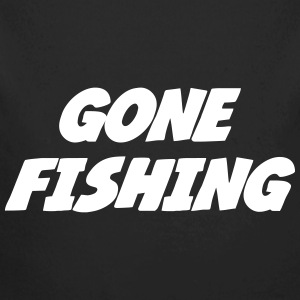 Gone Fishing  Gensere - Økologisk langermet baby-body