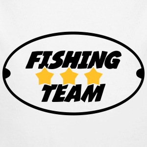 Fishing Team Hoodies - Longlseeve Baby Bodysuit