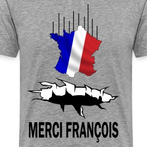 france crise Tee shirts - T-shirt Premium Homme