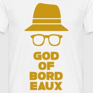 T-shirt - France - Aquitaine - God of Bordeaux - T-shirt Homme